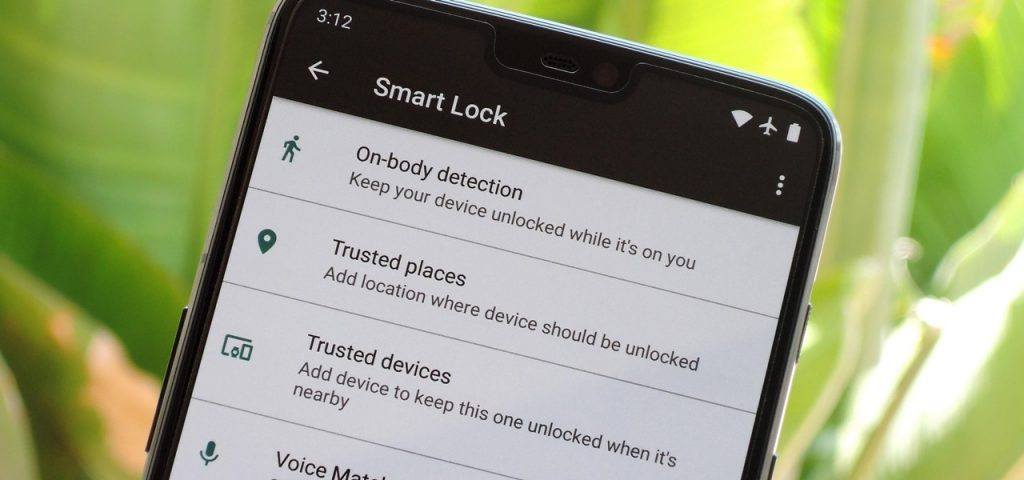 smart lock app feature